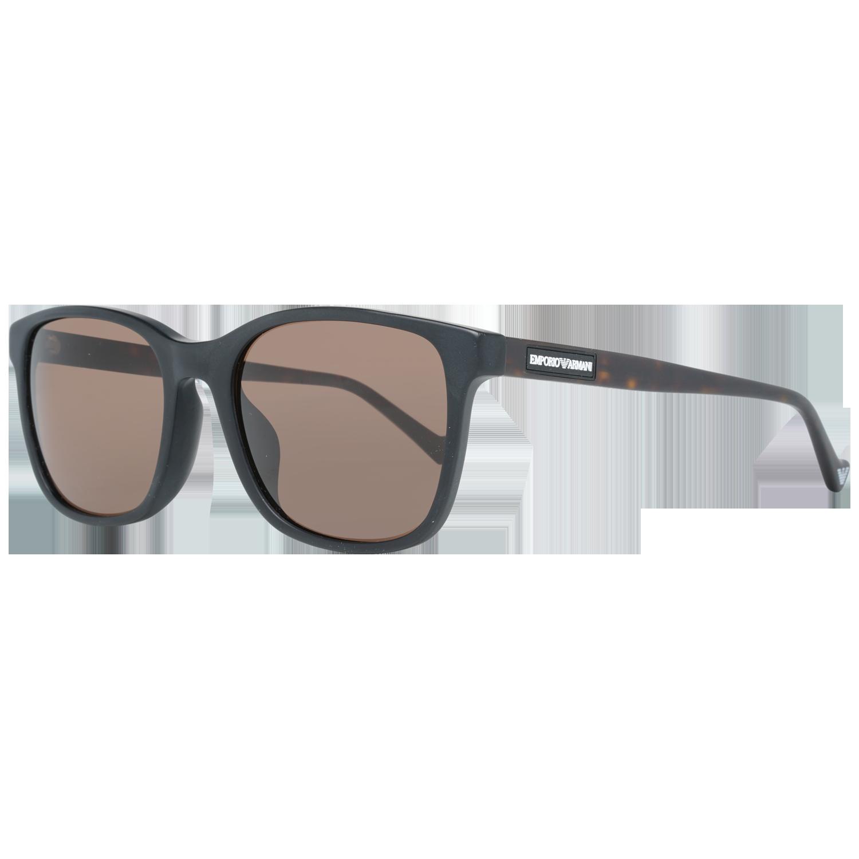 Emporio Armani Sunglasses EA4139F 501773 54 Black