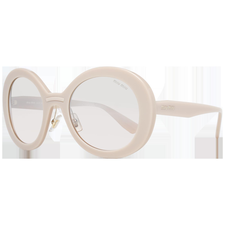 Miu Miu Sunglasses MU04VS 158204 53 Beige
