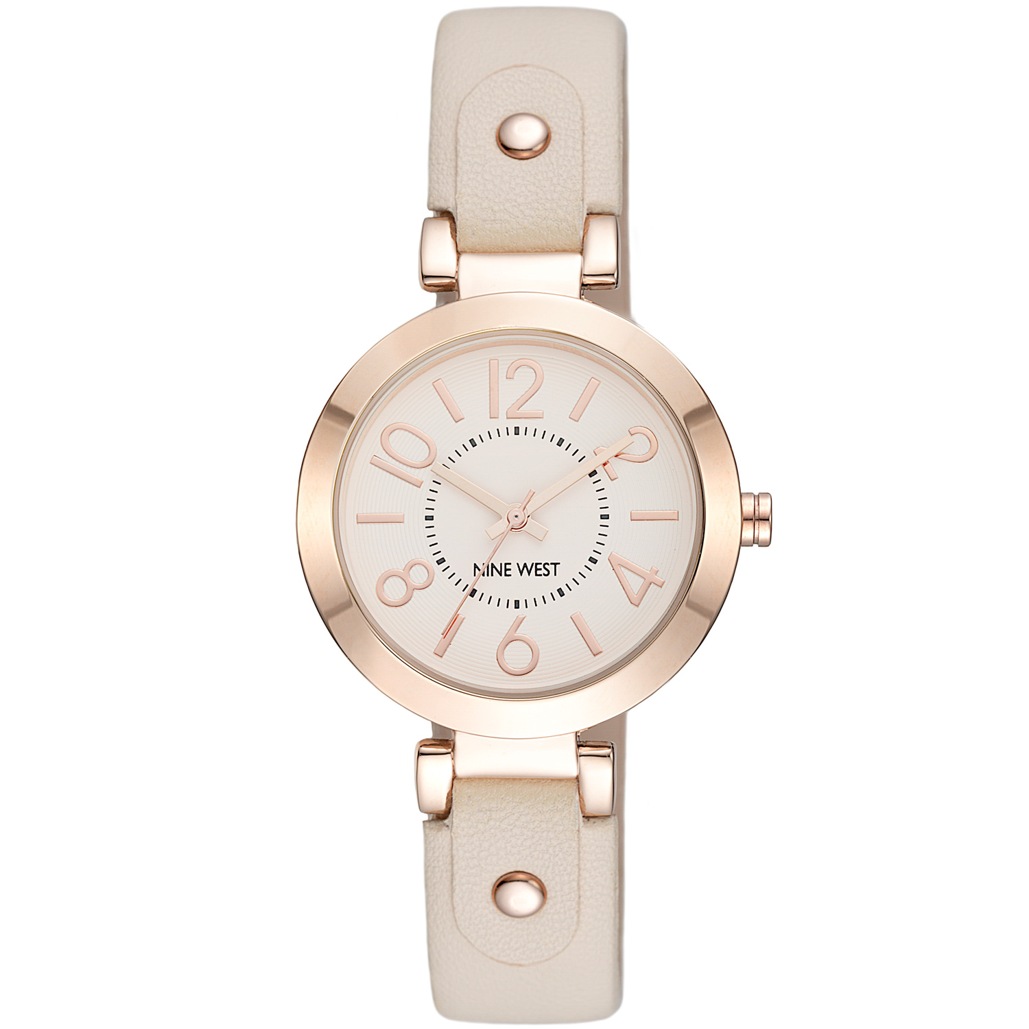 Nine West Watch NW/1712PKRG Rose Gold