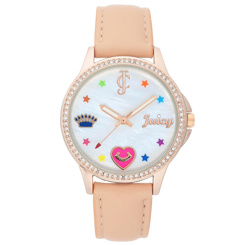 Juicy Couture Watch JC/1106RGBH Beige
