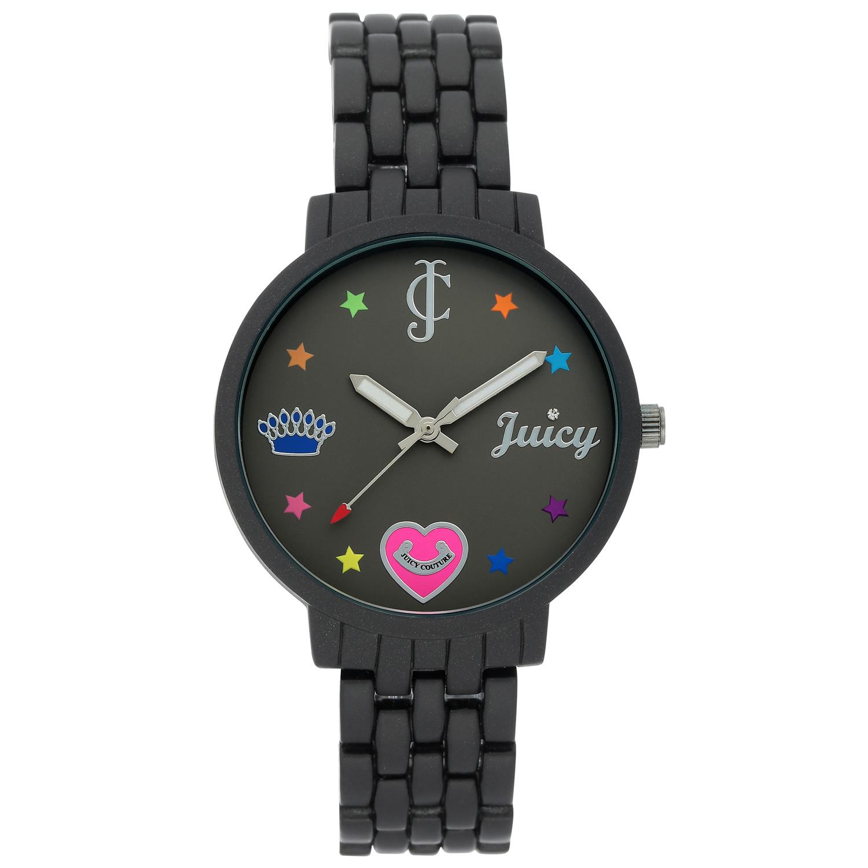 Juicy Couture Watch JC/1108BKBK Black