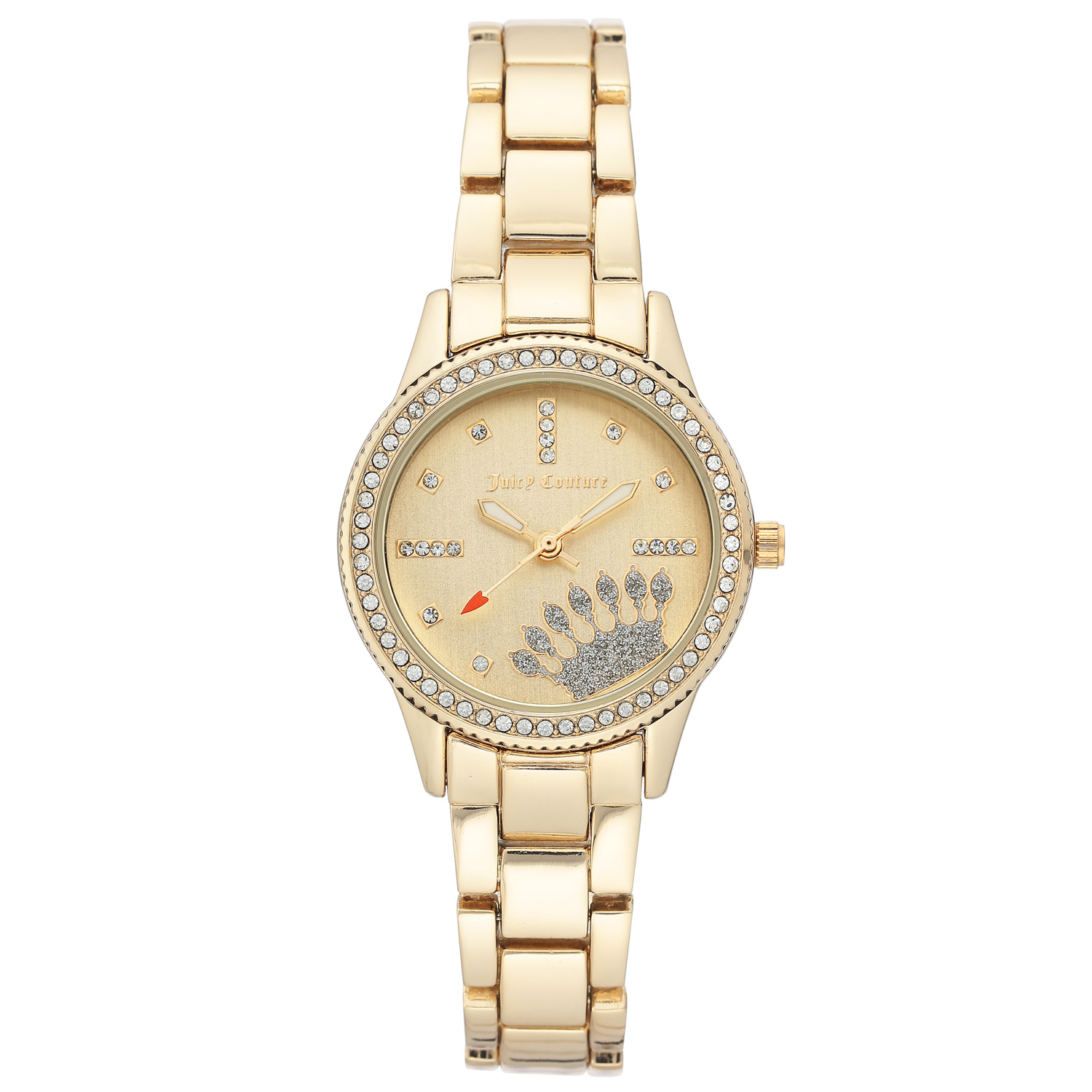 Juicy Couture Watch JC/1110CHGB Gold