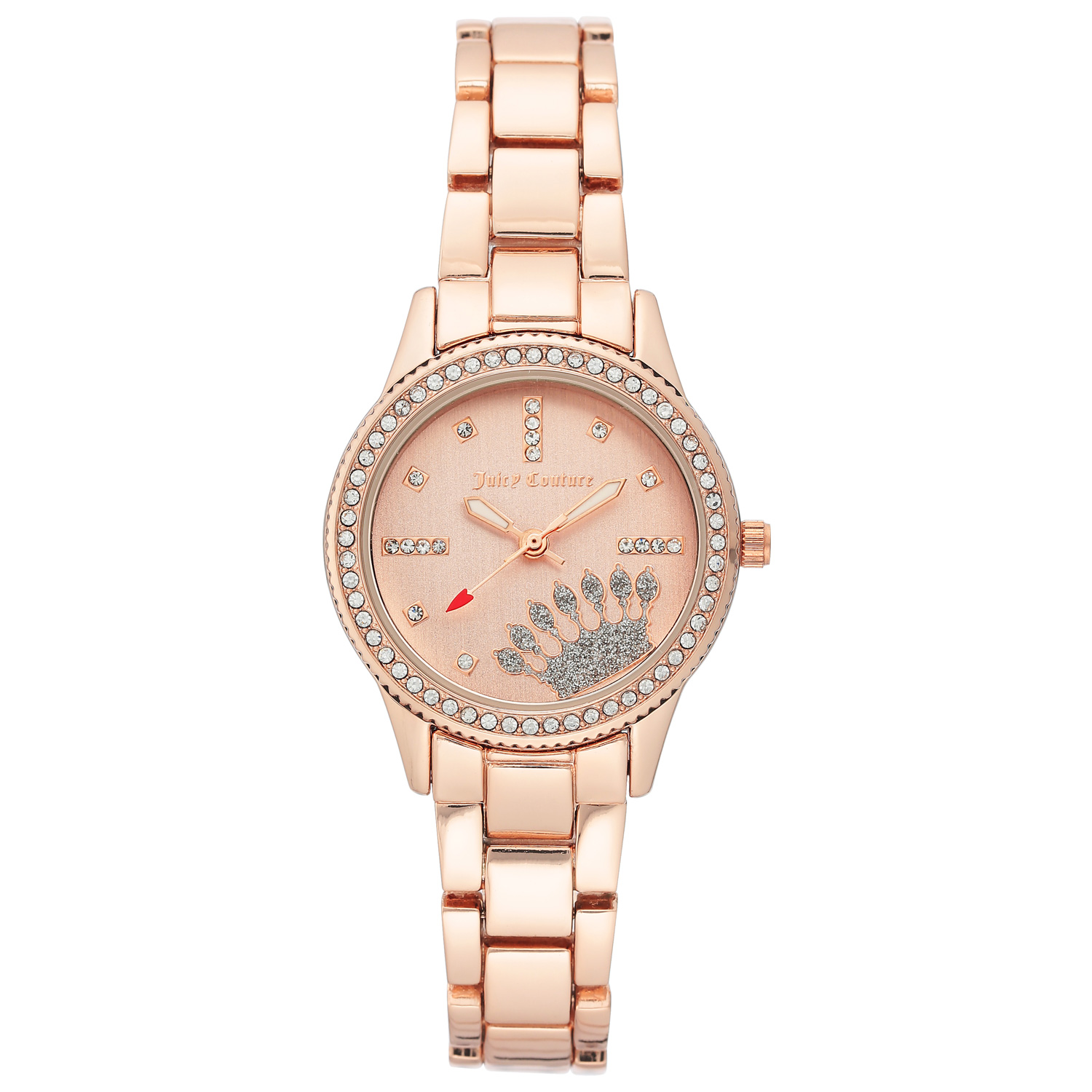 Juicy Couture Watch JC/1110RGRG Rose Gold