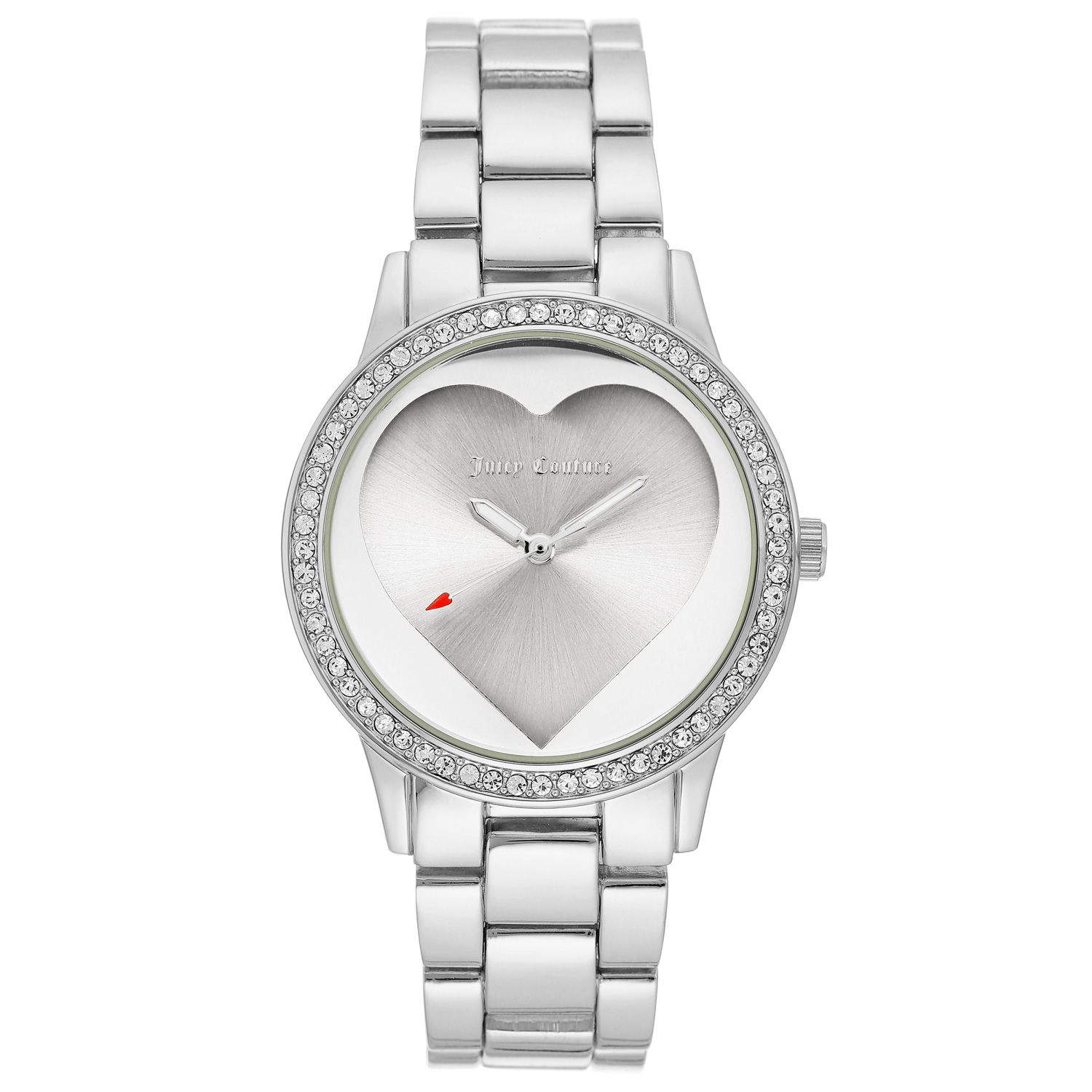 Juicy Couture Watch JC/1120SVSV Silver