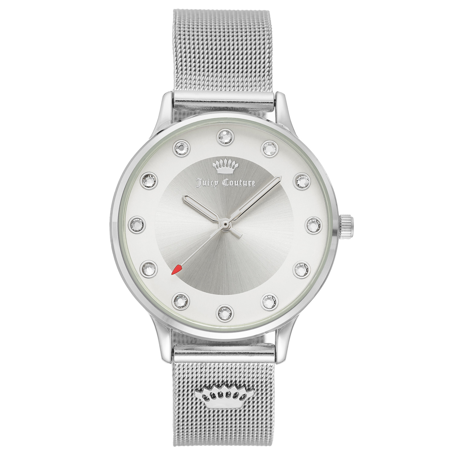 Juicy Couture Watch JC/1128SVSV Silver