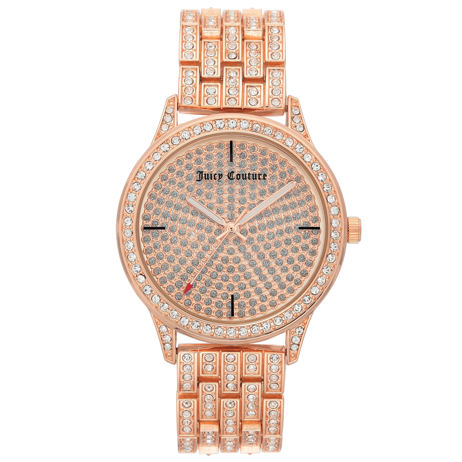 Juicy Couture Watch JC/1138PVRG Rose Gold