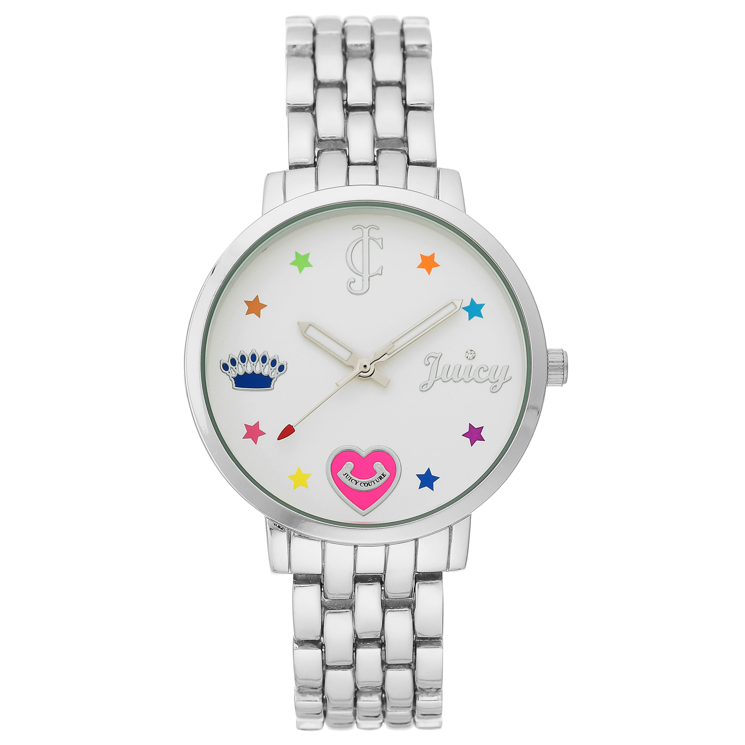 Juicy Couture Watch JC/1108SVSV Silver