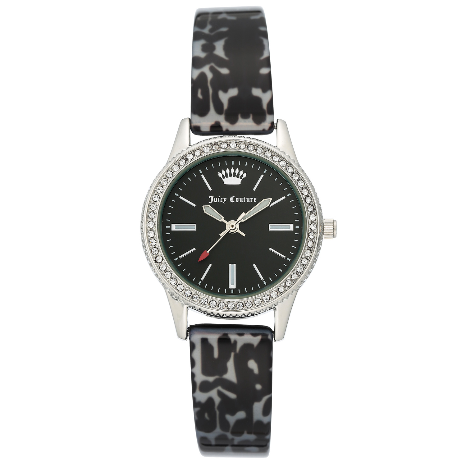 Juicy Couture Watch JC/1114BKLE Silver