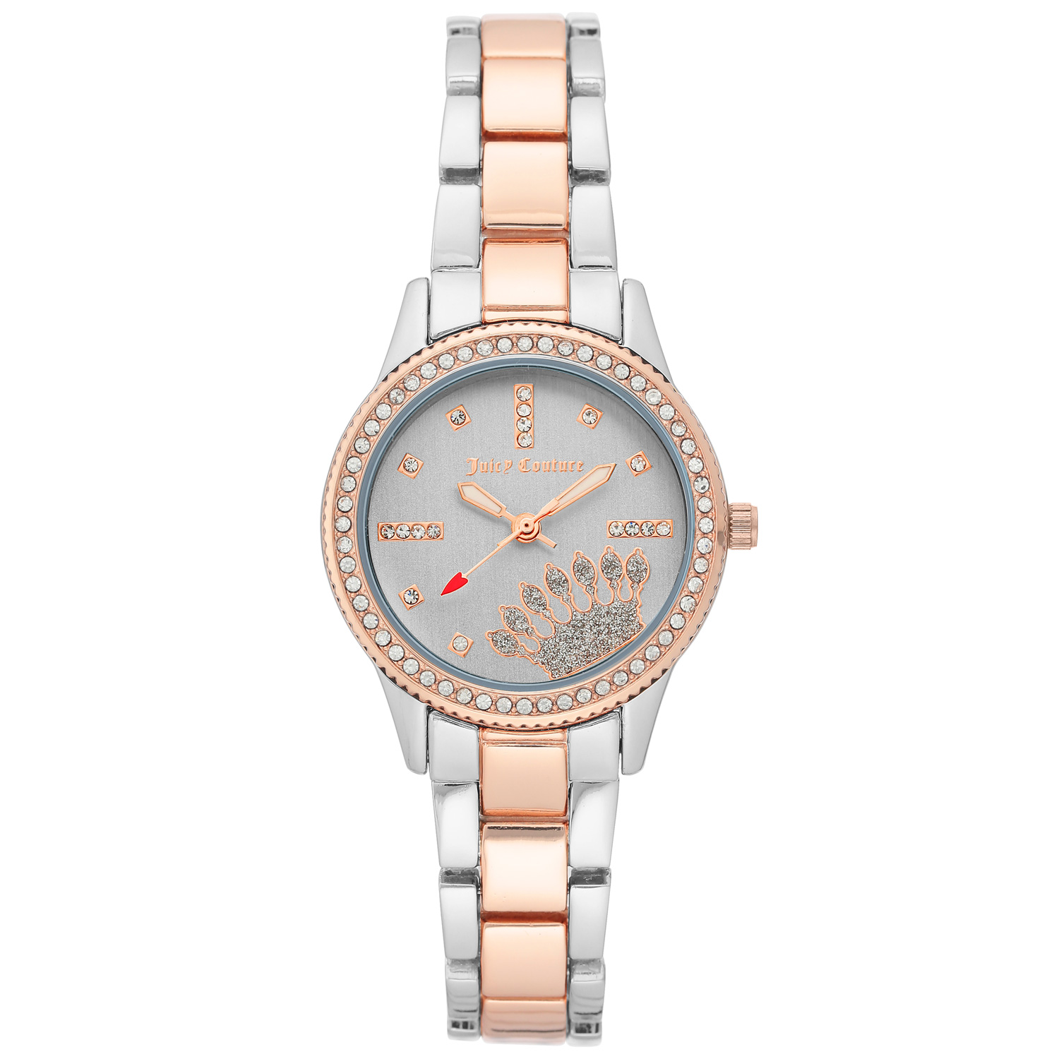 Juicy Couture Watch JC/1110SVRT Rose Gold