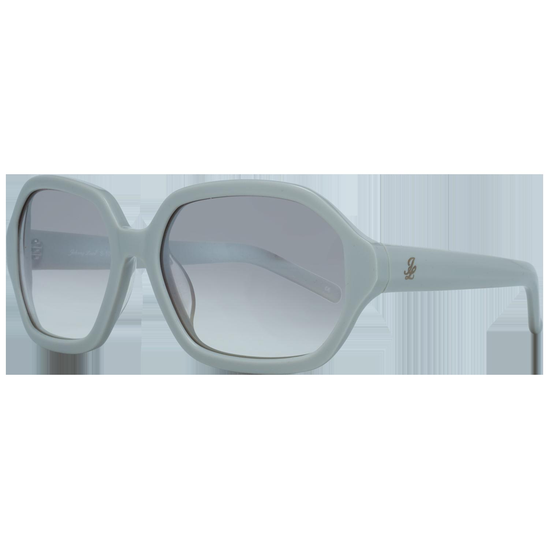Johnny Loco Sunglasses S-1033 34W 53 Twiggy Grey