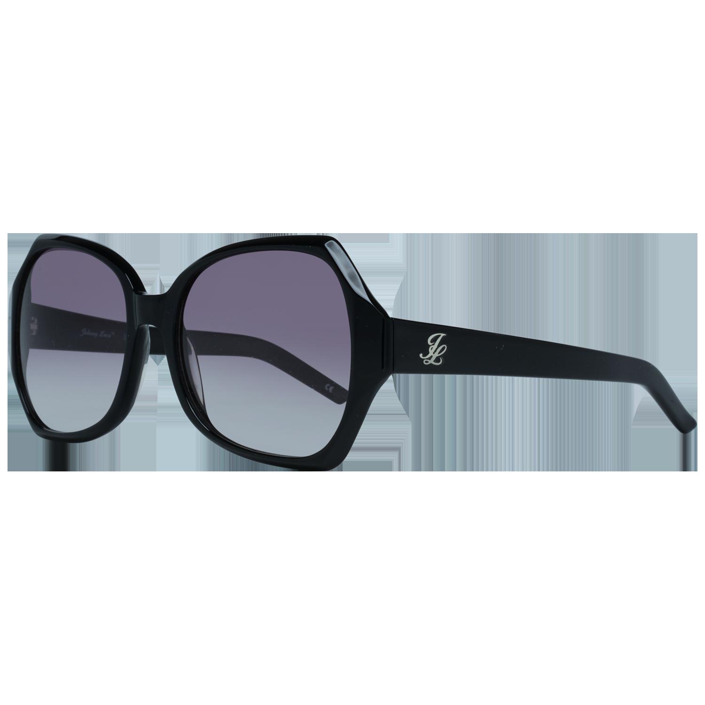 Johnny Loco Sunglasses S-1134 A1W 55 Lolita Black