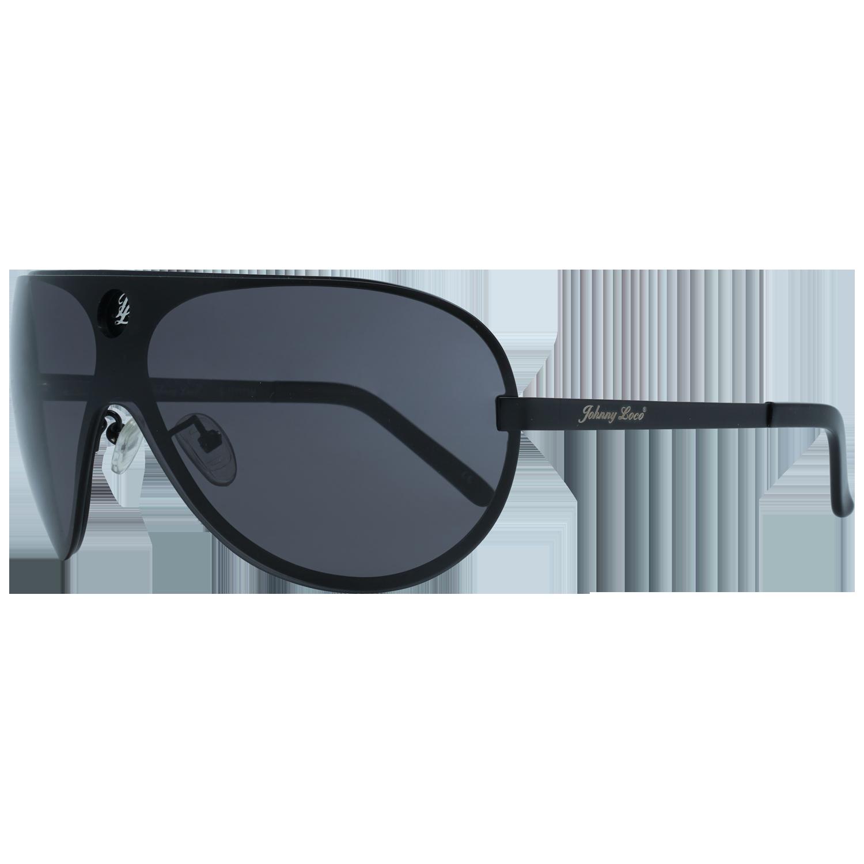 Johnny Loco Sunglasses S-1111 13M 133 Foley Black