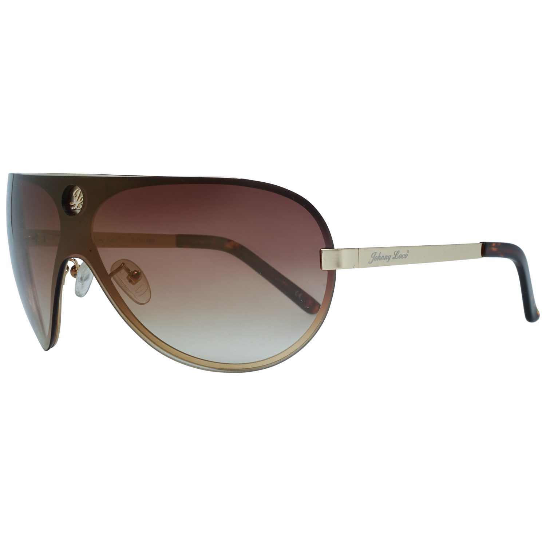 Johnny Loco Sunglasses S-1111 39M 133 Foley Gold