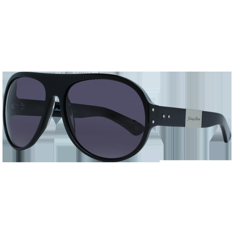 Johnny Loco Sunglasses S-1137 AGM 60 The Doctor Black