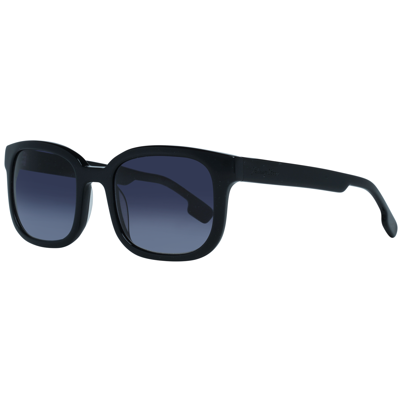 Johnny Loco Sunglasses JLE1402 A1 51 Smiley Black