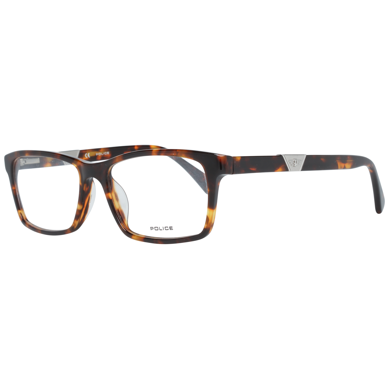 Police Optical Frame V1830 0909 55 Brown