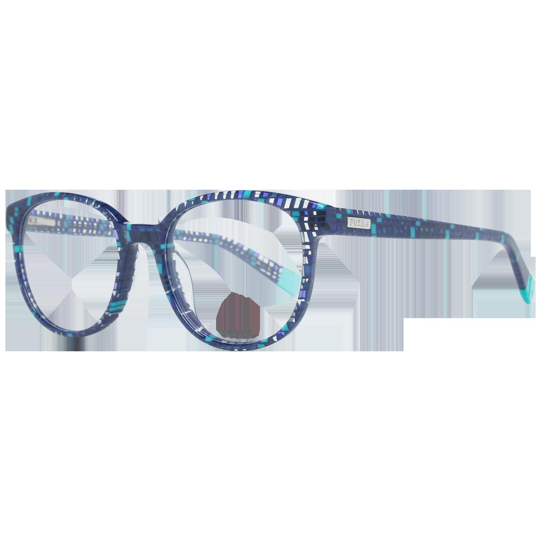 Furla Optical Frame VU4996 0GB2 51 Blue