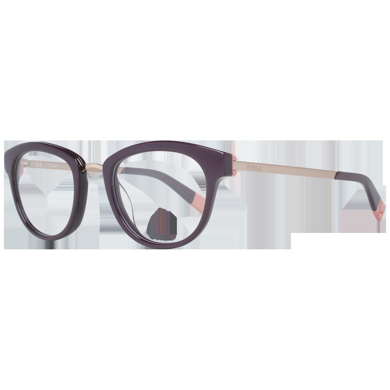 Furla Optical Frame VFU027 09FD 49 Purple