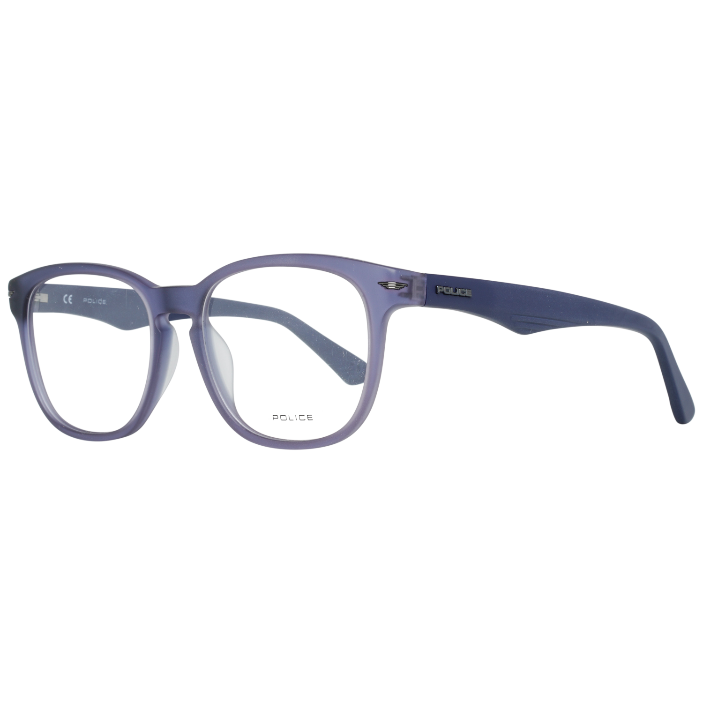 Police Optical Frame VPL392 955M 52 Blue