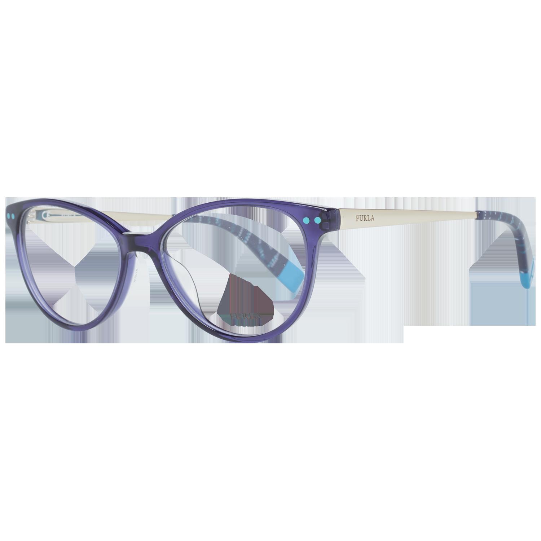 Furla Optical Frame VFU083 0T31 51 Blue