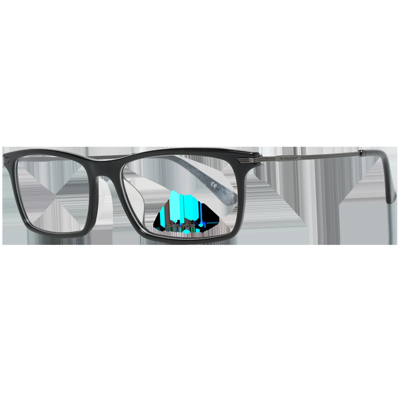 Police Optical Frame VPL473 0700 52 Black