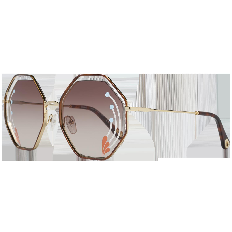Chloe Sunglasses CE132SRI 258 58 Brown
