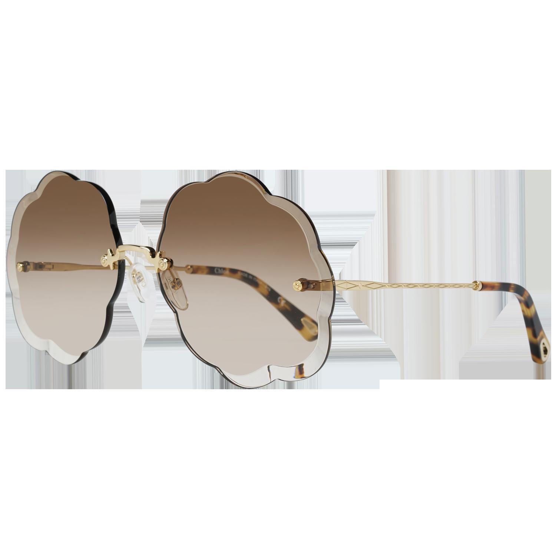 Chloe Sunglasses CE156S 742 67 Gold