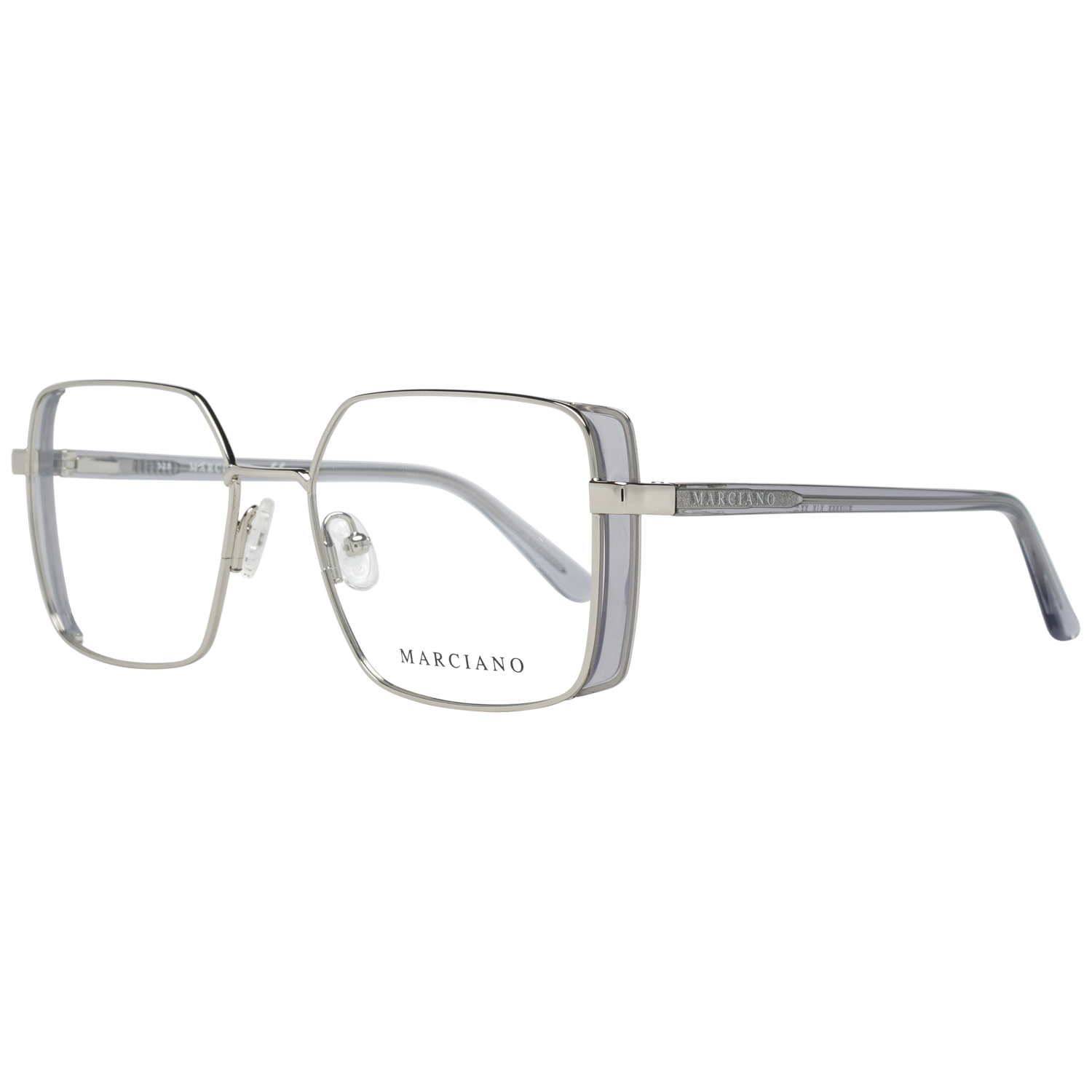 Guess by Marciano Optical Frame GM0333 010 53 Silver