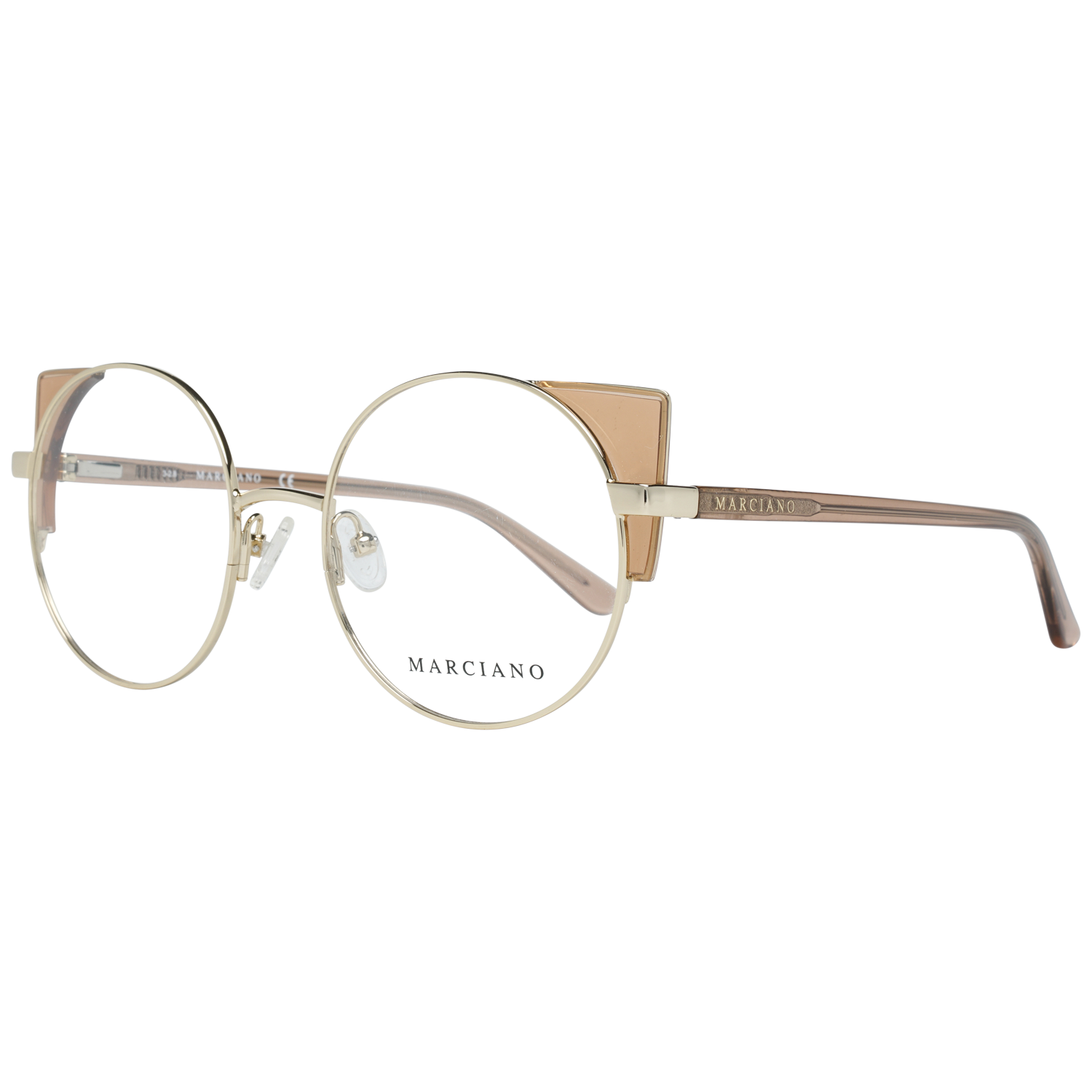 Guess by Marciano Optical Frame GM0332 032 51 Beige