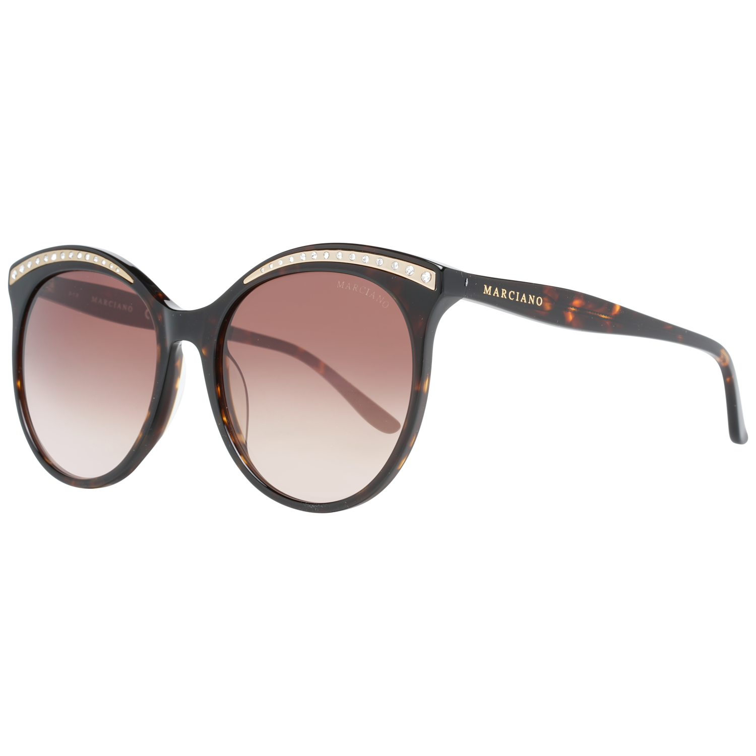 Guess By Marciano Sunglasses GM0794 52F 56 Brown