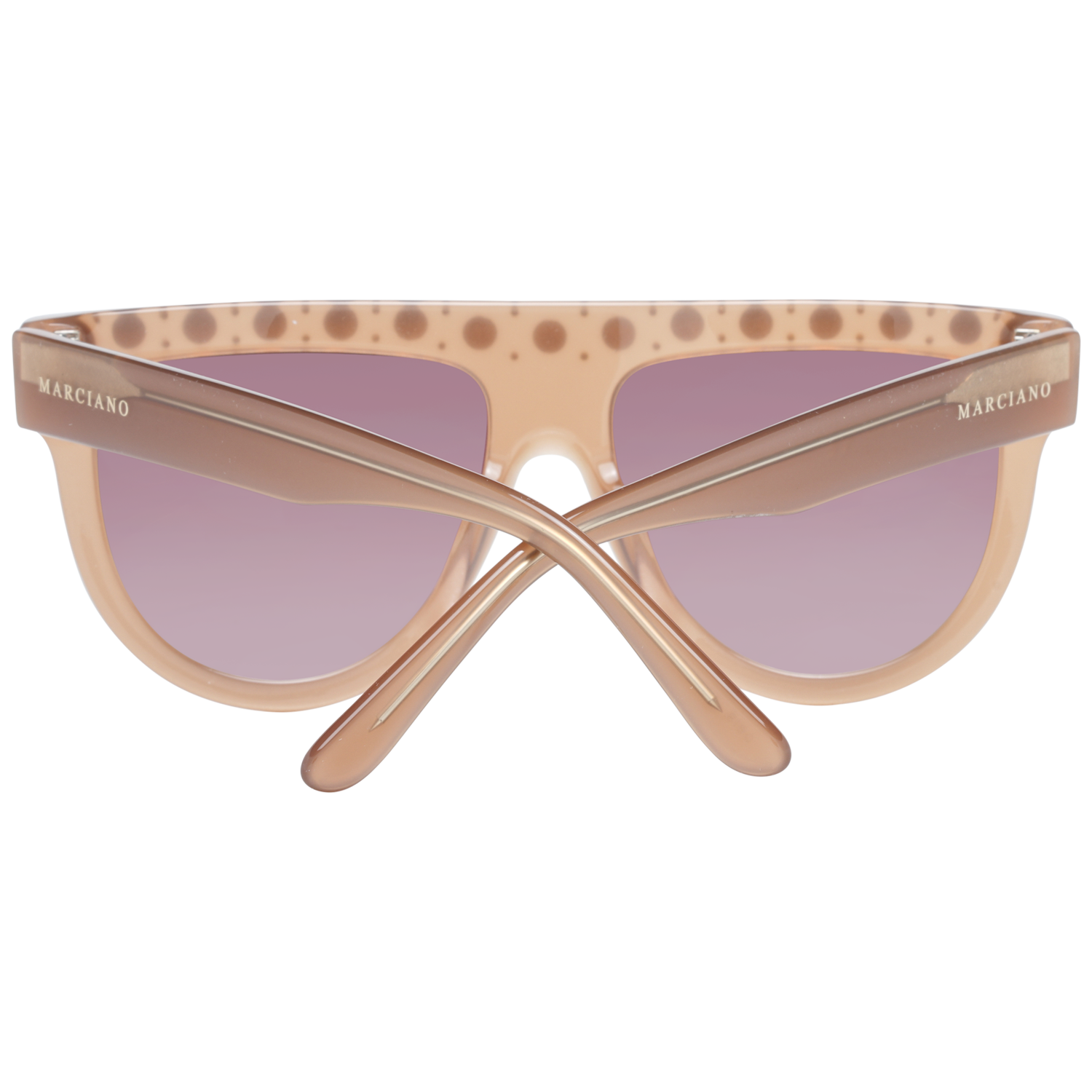 Guess By Marciano Sunglasses GM0795 72F 56 Pink
