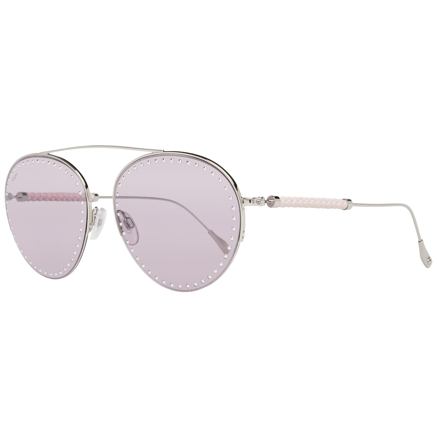 Tods Sunglasses TO0234 16Y 60 Silver