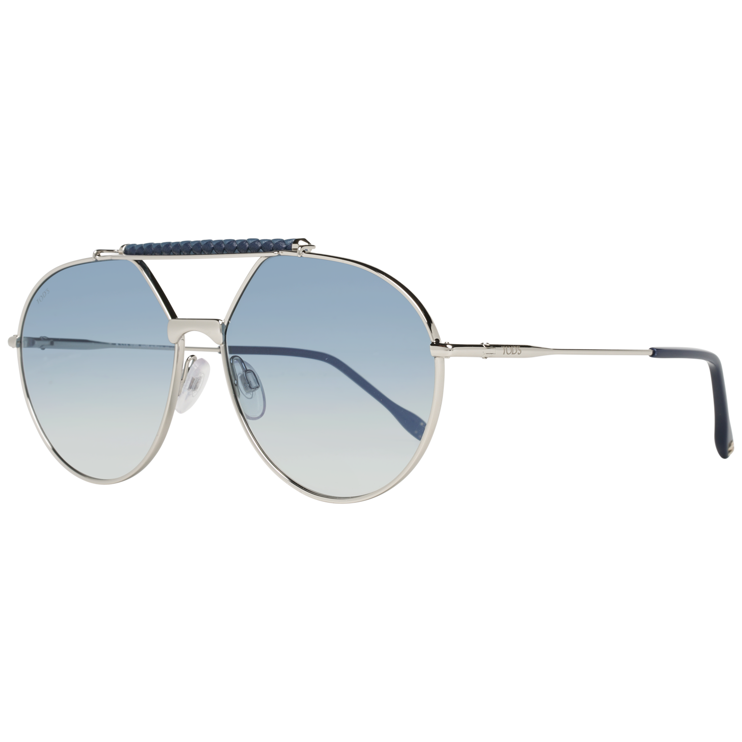 Tods Sunglasses TO0235 18W 59 Silver
