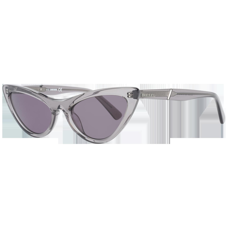 Diesel Sunglasses DL0303 20A 54 Grey