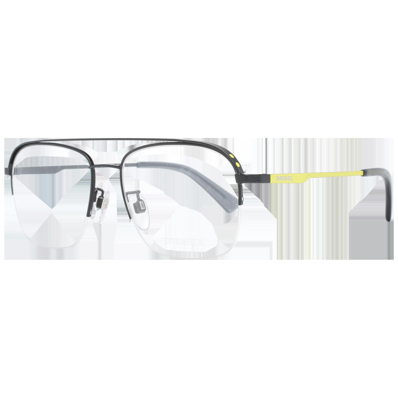 Diesel Optical Frame DL5306-F 005 54 Black