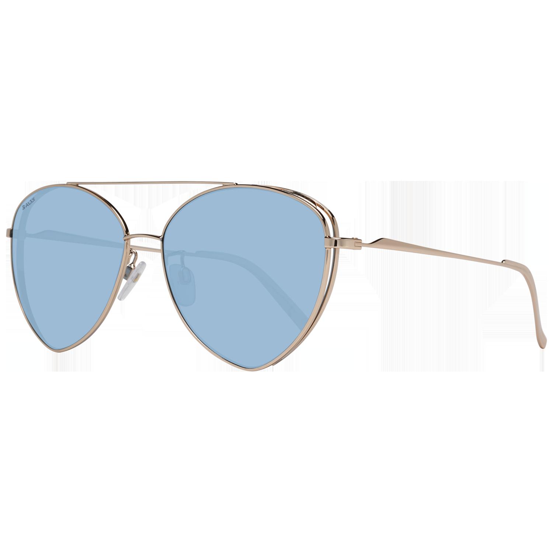 Bally Sunglasses BY0003-H 28V 59 Rose Gold