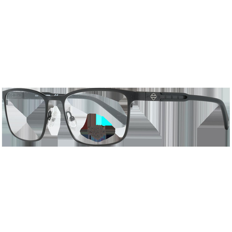 Harley-Davidson Optical Frame HD0789 002 53 Black