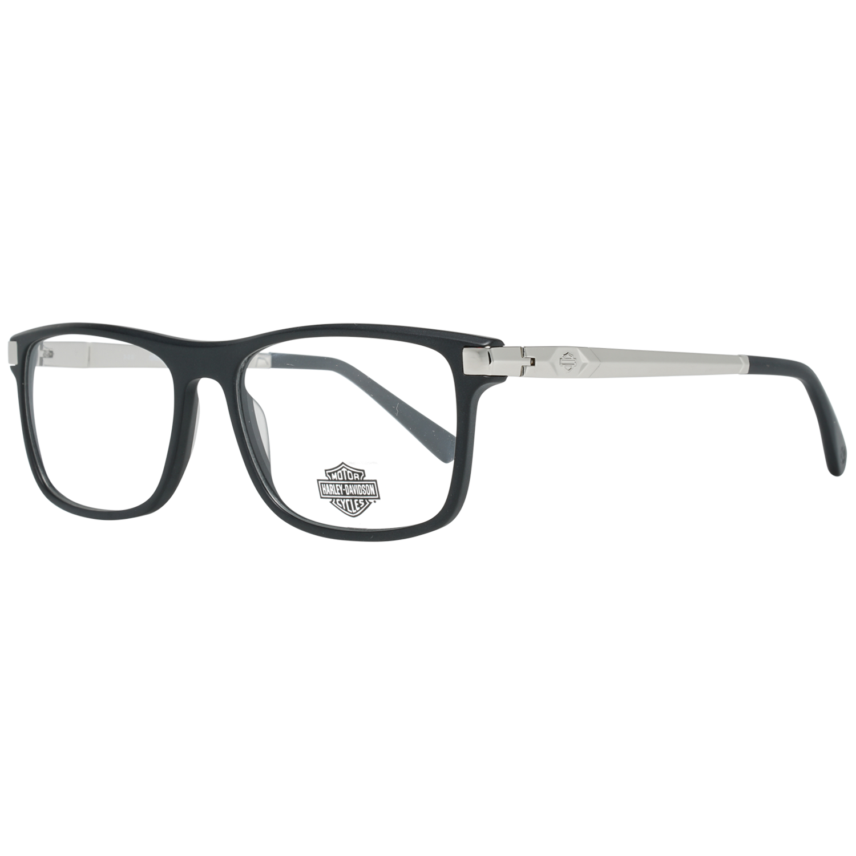 Harley-Davidson Optical Frame HD0785 002 56 Black