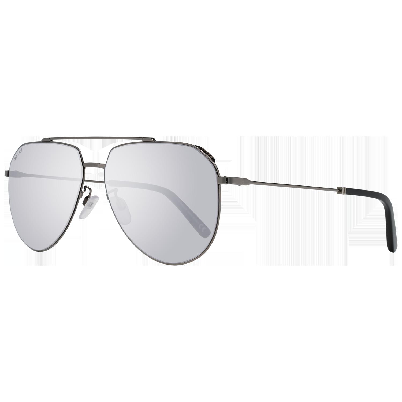 Bally Sunglasses BY0007-H 08C 62 Gunmetal