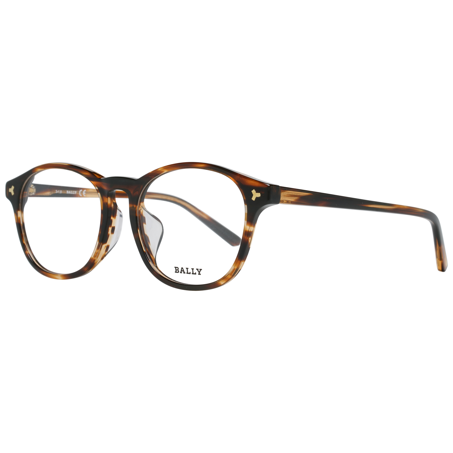 Bally Optical Frame BY5008-D 055 52 Brown