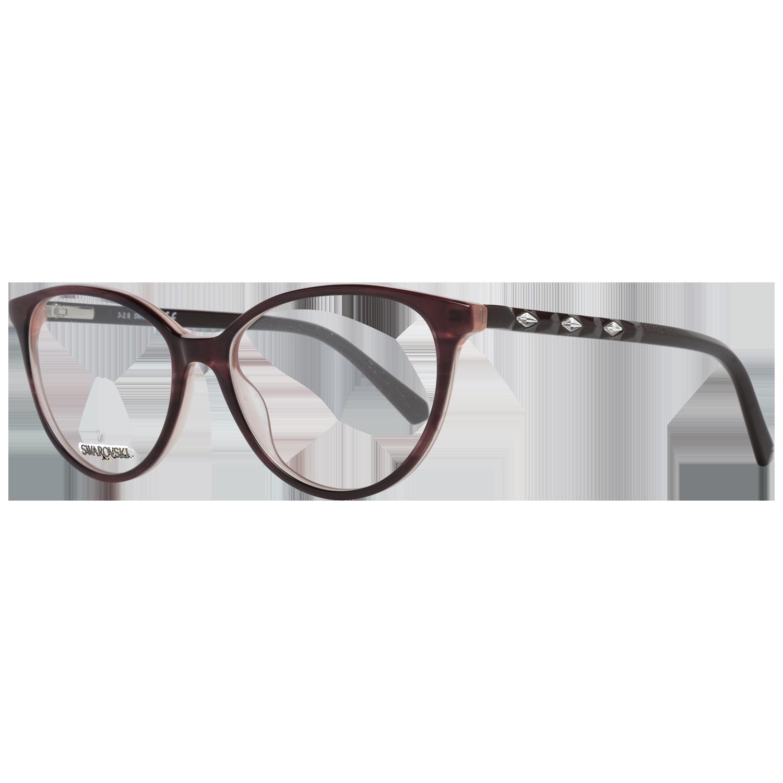 Swarovski Optical Frame SK5302 071 53 Burgundy