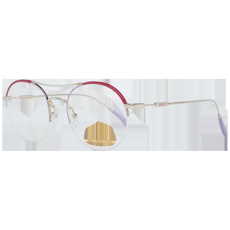 Emilio Pucci Optical Frame EP5108 068 52 Multicolor