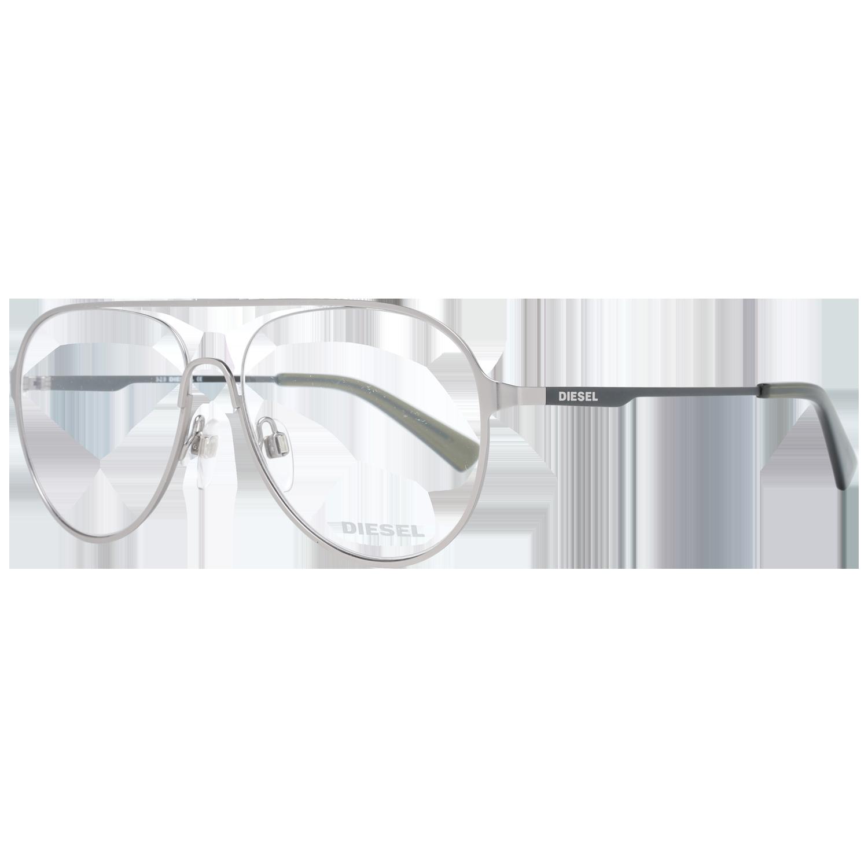 Diesel Optical Frame DL5322 009 56 Gunmetal