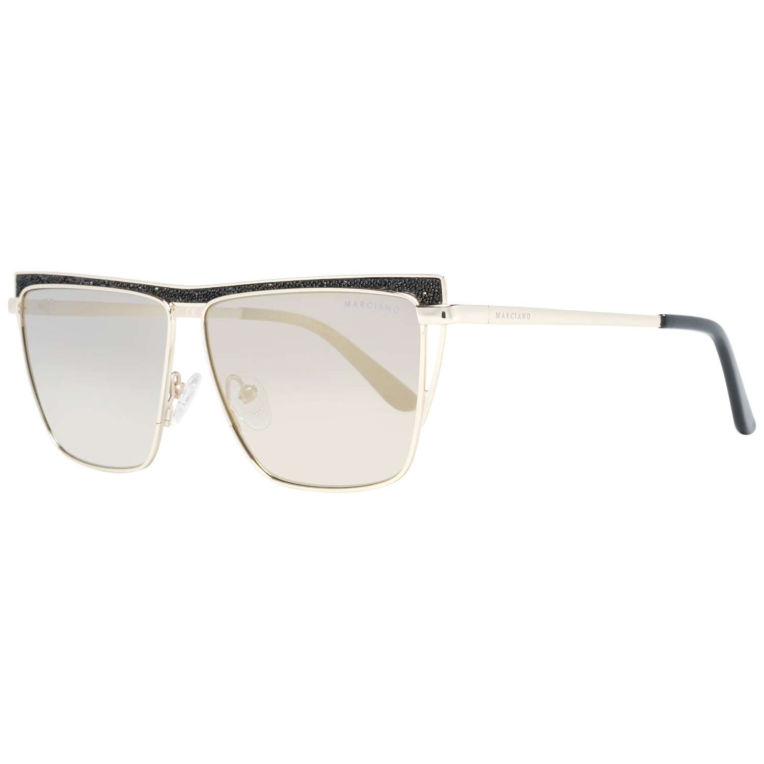 Guess By Marciano Sunglasses GM0797 32C 57 Gold