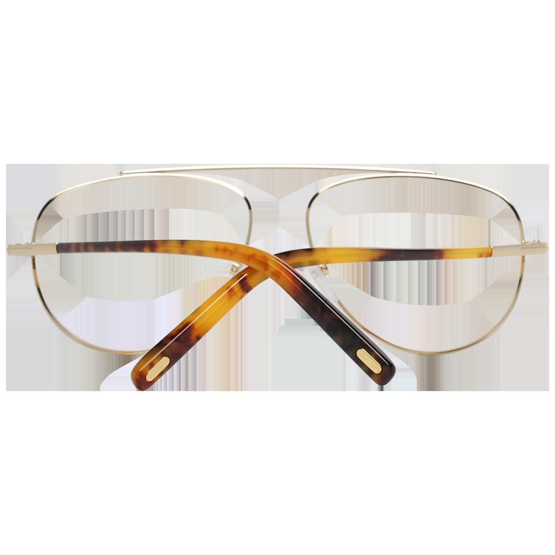 Tom Ford Optical Frame FT5622-B 030 57 Blue-Filter Gold
