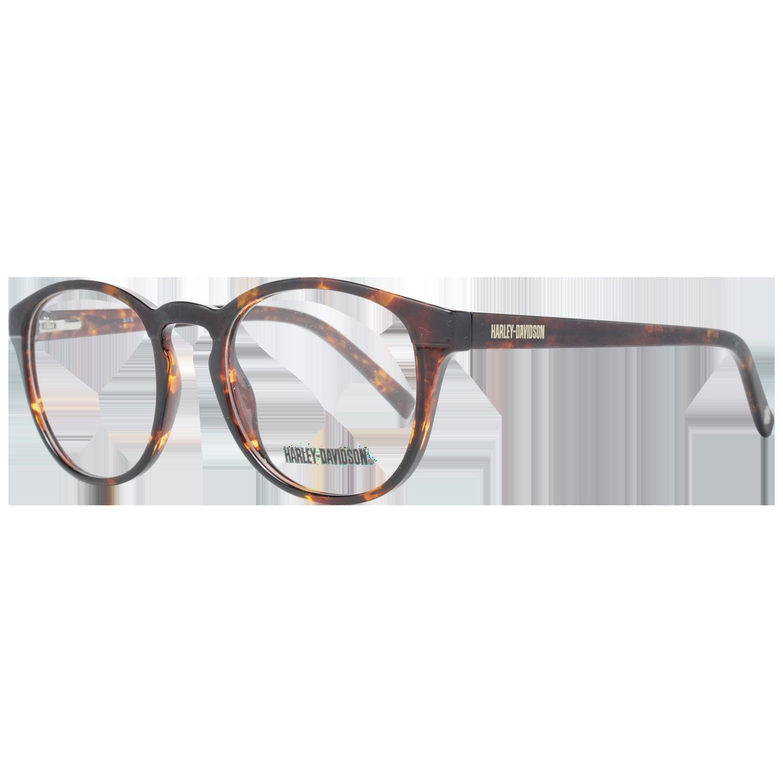 Harley-Davidson Optical Frame HD0801 052 49 Brown