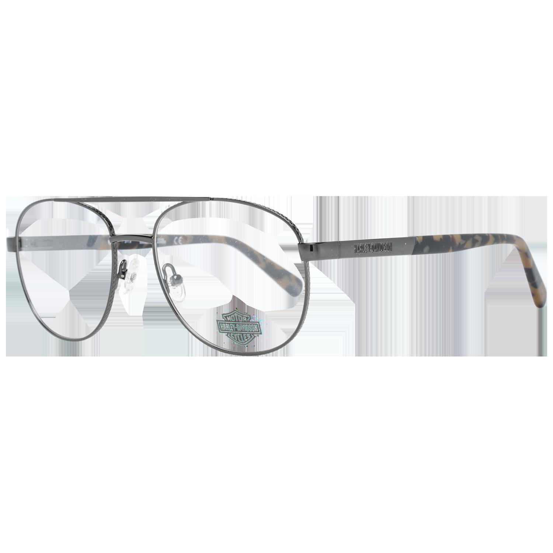 Harley-Davidson Optical Frame HD0807 006 54 Black