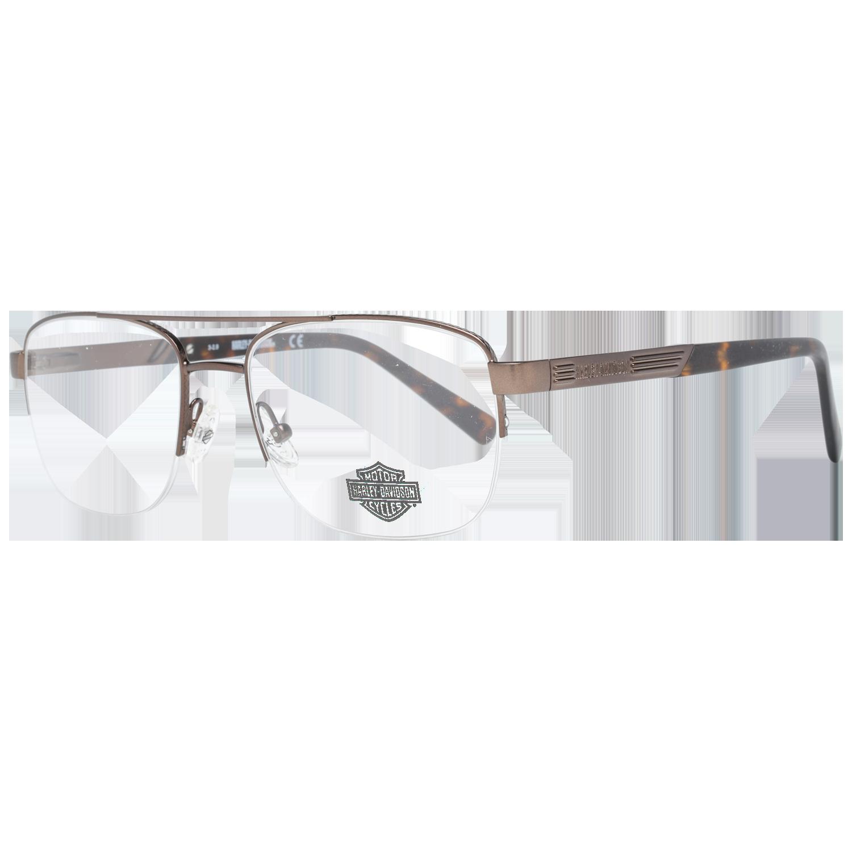 Harley-Davidson Optical Frame HD0806 049 54 Brown