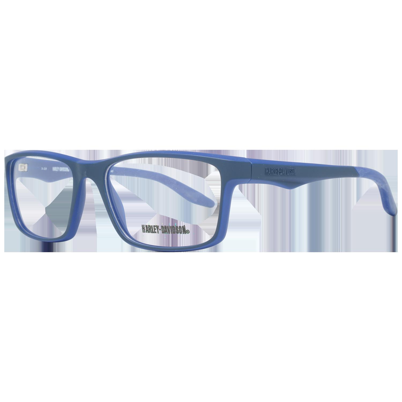 Harley-Davidson Optical Frame HD0798 091 56 Blue