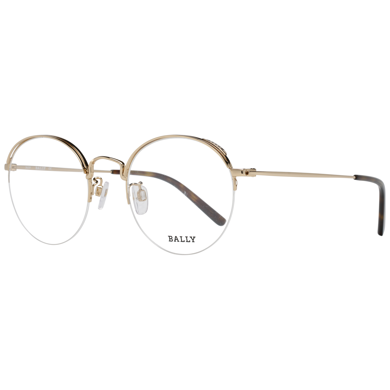 Bally Optical Frame BY5009-H 028 50 Rose Gold